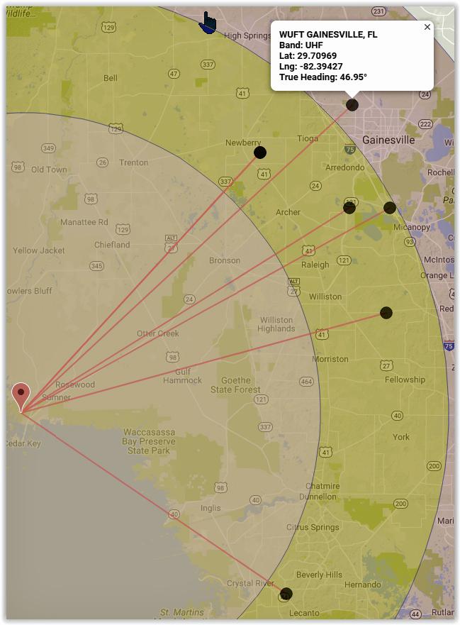 Cedar Key Area Communications: Wifi, Satellite, Celphone TV